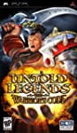 Untold Legends Warriors Code