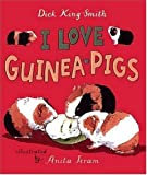 img - for I Love Guinea Pigs: Read and Wonder book / textbook / text book