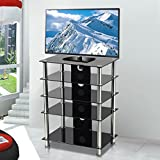 Beyondfashion 3/5-shelf Table 80kg TV Stand Best Choice (5-shelf Table)