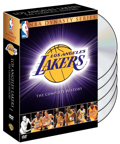 NBA Dynasty Series: Los Angeles Lakers - The Complete History