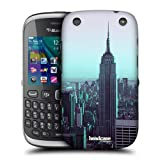 Head Case Designs Empire State Building New York Case For Blackberry Curve 9320