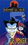 echange, troc Batman et robin serie animee : le joker [VHS]