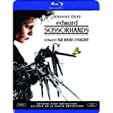 Edward Scissorhands [Blu-ray]by Blu-Ray