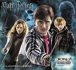 2013 Harry Potter Wall Calendar