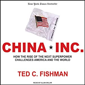 China, Inc. Audiobook