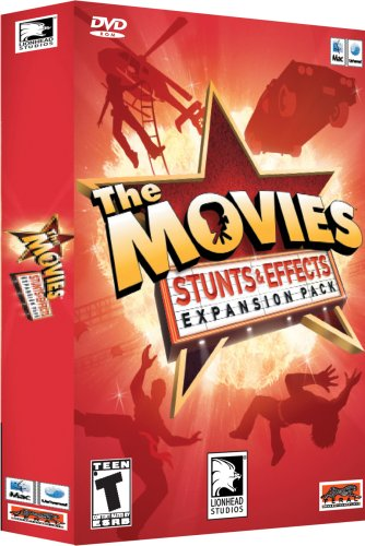 The Movies: Stunt & Effects Expansion Pack