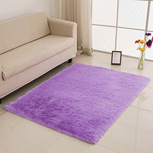 Soft Modern Shag Area Rugs Carpet Bedroom Rug Washable Rugs Decorator Floor Rug Ebay