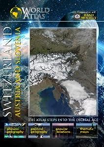 The World Atlas  Switzerland, Austria and Slovenia