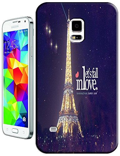 Beautiful Eiffel Tower Paris Fashion Cell Phone Cases Design For Samsung Galaxy S5 I9600 No.10 front-791128