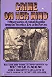 img - for Crime on Her Mind book / textbook / text book