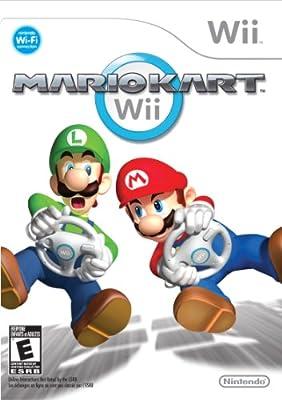 Mario Kart Wii from Nintendo