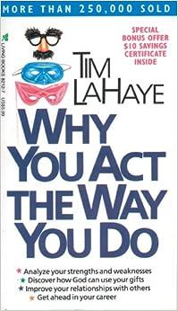 Tim lahaye temperaments