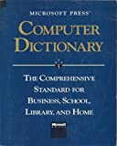 MICROSOFT PRESS COMPUTER DICTIONARY