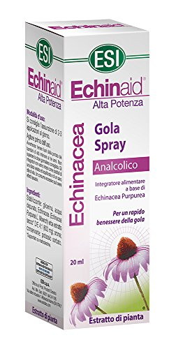 Esi Echinaid Gola Spray Integratore Alimentare - 20 ml