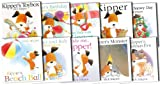 Mick Inkpen Kippers Collection Mick Inkpen 10 Books Set Pack RRP: £59.90 (Kippers Snowy Day, Kippers Monster, Kipper, Kippers Beach Ball, Kippers Birthday, Kipper and Roly, Kippers Toybox, One Year with Kipper, Hide Me, Kipper, Kippers Christmas Eve)