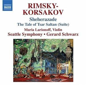 Rimsky-Korsakov: Sheherazade / Tsar Saltan/ Suite and Flight of the Bumblebee