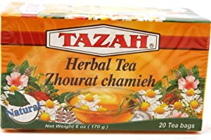 Herbal Tea (Zhourat Chamieh) - 6oz [Pack of 3]