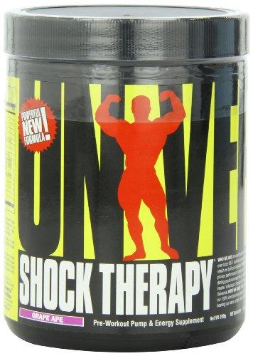 Universal Nutrition Shock Therapy, Grape Ape, 200 Grams (Preworkout Grape compare prices)