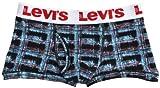 (リーバイス)Levi's 2013年秋冬モデル リーバイス ブラッシュドチェックパターンプリント ボクサーパンツ
