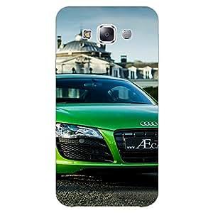 Jugaaduu Super Car Audi Back Cover Case For Samsung Galaxy A5