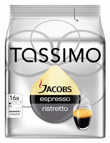 get bosch tassimo jacobs espresso ristretto t disc at. Black Bedroom Furniture Sets. Home Design Ideas