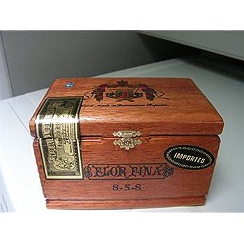 Vintage Flor Fina Cigar Box Empty Single