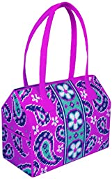 Tobin DW2214 Purse Plastic Canvas Kit, 12 by 6 by 10-Inch, Paisley