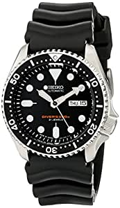 Seiko Automatic Diver's SKX007J1 SKX007J SKX007 200m Made in Japan Watch