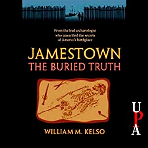 Jamestown, the Buried Truth Audiobook