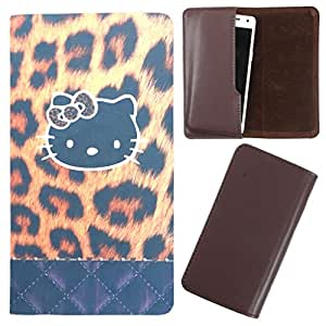 DooDa - For Microsoft Lumia 640 XL PU Leather Designer Fashionable Fancy Case Cover Pouch With Smooth Inner Velvet