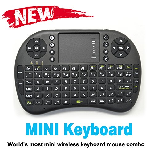 Greenwon 2.4Ghz 2.4G Rii Mini I8 Wireless Keyboard Touchpad Google Tv Box Media Control