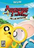 Adventure Time Finn and Jake Investigations - Wii U