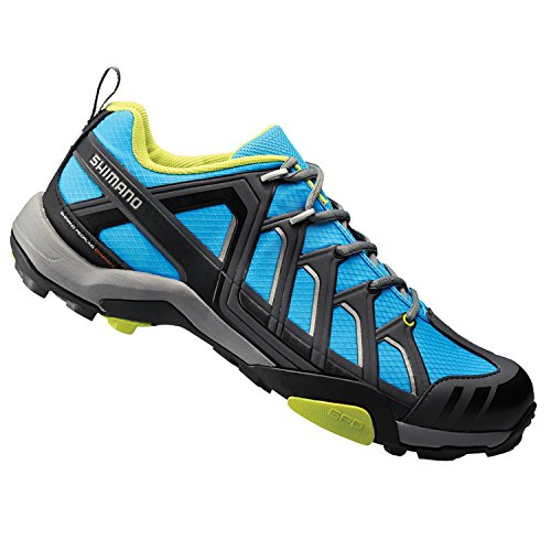 Shimano SH-MT34 Shoes Blue, 45.0 - Men's (Mens Cycle Shoes compare prices)