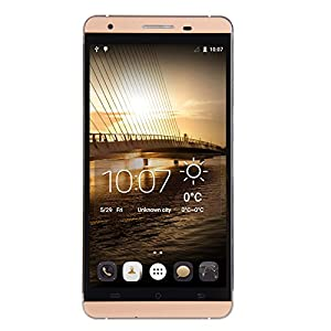 CUBOT X15 Mobile Phone Android 5.1 OS 2G/3G/4G MT6735A, 1.3GHz Quad-Core 16GB ROM 2GB RAM 5.5 Inch FHD Display Dual SIM Card OTG Multi-language (Gold)