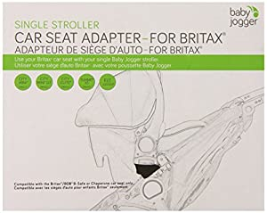 Baby Jogger Britax B-Safe Single Car Seat Adapter