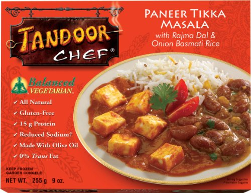 Tandoor Chef Paneer Tikka Masala, 10-Ounce Boxes (Pack of 12)