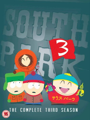 South Park – Season 3 [DVD]
