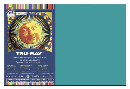 PAC103039 - Tru-Ray Construction Paper - 1