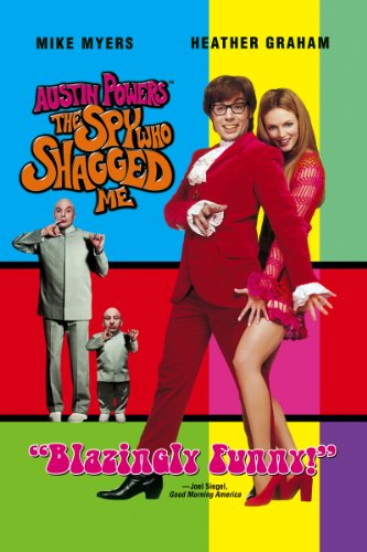 Austin Powers: The Spy Who Shagged Me Cover