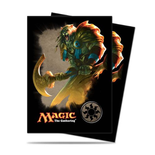 Magic the Gathering: Mana Series 4 Planeswalker Deck Protector - Ajani - 1