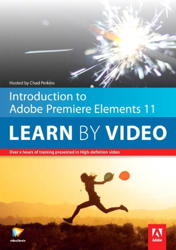 Introduction to Adobe Premiere Elements 11 0321898354 pdf
