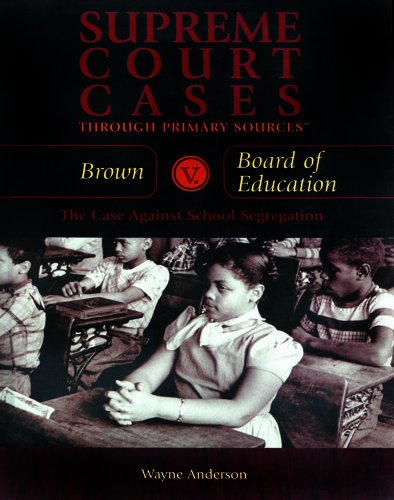 the events leading to the brown v board of education case Following the supreme court's decision on brown v board of education, us representative john bell williams (d-mississippi) coined the term black monday on the floor of congress to denote monday, may 17, 1954, the date of the supreme court's decision.