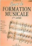 echange, troc Marguerite Labrousse - Cours de formation musicale - 4 ème année