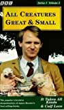 All Creatures Great And Small: Series 1 - Volume 2 [VHS] [1978]