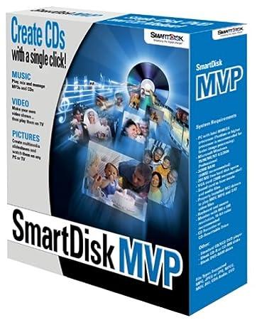 SmartDisk MVP