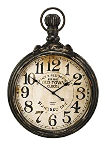 Old Fashioned Antique Oversized Pocket Watch