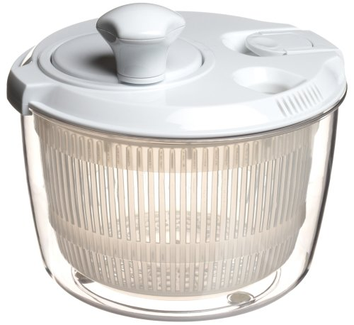 Xtraordinary Home Products Xtraordinary Home Products Mini Salad Spinner, White