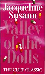 valley of the dolls jacqueline susann 9780751523508
