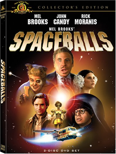 Cover art for  Spaceballs (Collector's Edition)