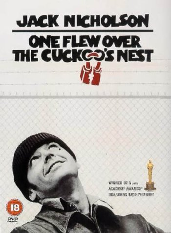 One Flew Over The Cuckoo's Nest  [1975] [DVD] [1976]